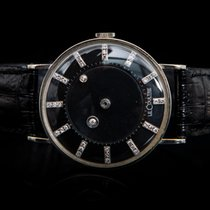 Jaeger-LeCoultre Vacheron Constantin Misterioso Diamond Black...