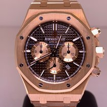 Audemars Piguet Royal Oak Chronograph 26331OR.OO.1220OR.02 Nuevo Oro rosado 41mm Automático