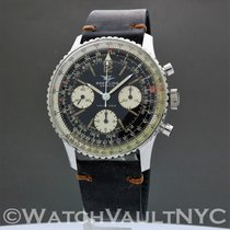 Breitling Navitimer Steel 41mm Black