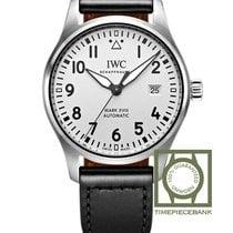 IWC Pilot Mark Steel 40mm White Arabic numerals