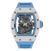 Richard Mille Bubba Watson Asia Limited Edition White Ceramic...