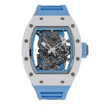 理查德•米勒 Bubba Watson Asia Limited Edition White Ceramic Watch...