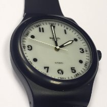 Swatch 42mm Automatic 2018 pre-owned