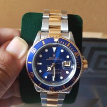 Rolex Submariner Date 16803 1987 pre-owned