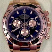 Rolex 116505 Rose gold 2010 Daytona 40mm new