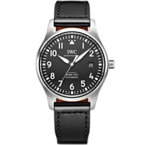 IWC IW327009 Steel Pilot Mark 44mm new United States of America, Pennsylvania, Holland