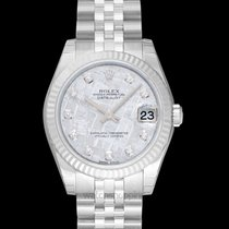 Rolex Lady-Datejust White gold 31mm Grey United States of America, California, San Mateo