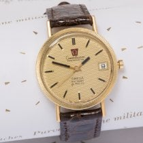 Omega Constellation Yellow gold 35mm United Kingdom, Macclesfield