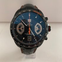 TAG Heuer Tantale Remontage automatique Noir 43mm occasion Grand Carrera