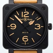 Bell & Ross BR 01-92 BR01-92 2009 pre-owned