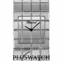 Chopard Ice Cube Staal 11mm Zilver