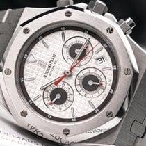 Audemars Piguet 25860ST.OO.1110ST.05 Steel 2018 Royal Oak Chronograph 39mm pre-owned