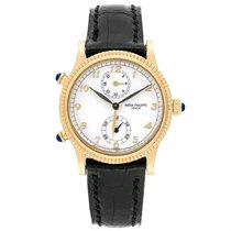 Patek Philippe Travel Time 4864J 1999 pre-owned