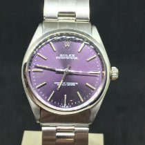 Rolex Oyster Perpetual 34 1002 1971 pre-owned