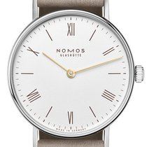 NOMOS Ludwig 33 new 2019 Manual winding Watch with original box and original papers 240