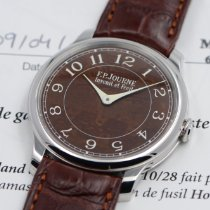 F.P.Journe new Manual winding Steel Sapphire Glass