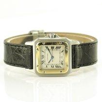 Cartier Santos Galbée E6251641 подержанные