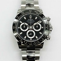Rolex Steel 40mm Automatic Daytona pre-owned