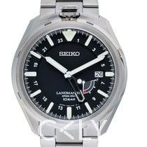 Seiko Prospex Titanium 46.70mm Black
