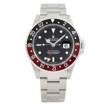 Rolex GMT-Master II M16710 2001 pre-owned