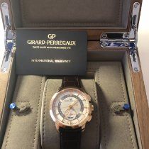 Girard Perregaux 49544-52-131-BBB0 Rose gold 1966 pre-owned