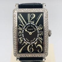 Franck Muller Long Island 950 QZ D pre-owned