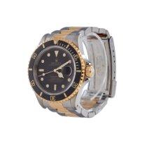 Rolex Submariner Date 16613 1989 подержанные