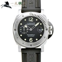 Panerai Steel 44mm Automatic PAM00024 pre-owned