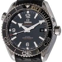 Omega Seamaster Planet Ocean Сталь 43mm Чёрный