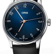 Oris 01 733 7762 4085 Steel 2020 Artelier 38mm new