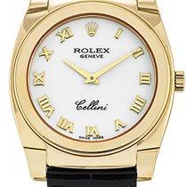 Rolex Cellini Yellow gold 26mm