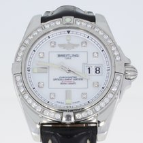 Breitling Galactic 41mm ORIGINAL DIAMANTS SETTING / FULL SET...