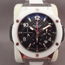 Hublot Big Bang White Ceramic Limited  / 44mm