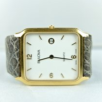 Bulova Yellow gold pre-owned