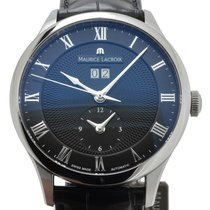 Maurice Lacroix Masterpiece Date GMT Watch MP6707-SS001-310