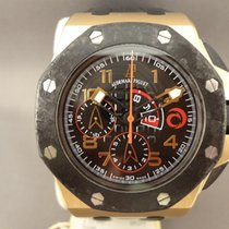 Audemars Piguet 26062OR.OO.A002CA.01 Rose gold 2009 Royal Oak Offshore Chronograph pre-owned