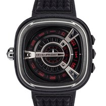 Sevenfriday M1 Steel 47.5mm Black