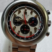 Tissot T12 Chronograph Manual Wind Stainless Steel on Bracelet...
