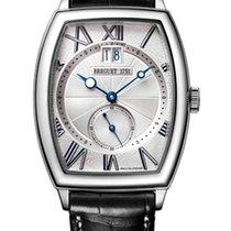 Breguet Brequet Héritage 5410 18K White Gold Men's Watch