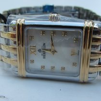 Michel Herbelin Classic Steel 20,3mm Mother of pearl No numerals