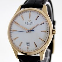 Zenith Captain Central Second Or rose 39mm