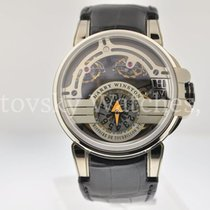 Harry Winston White gold Automatic pre-owned