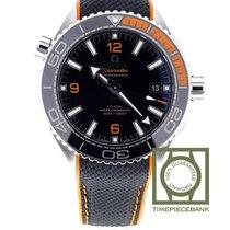 Omega Seamaster Planet Ocean Acier 43.5mm Noir Arabes