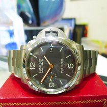 Panerai Luminor 1950 Men's 3 Day Power Reserve Automatic...