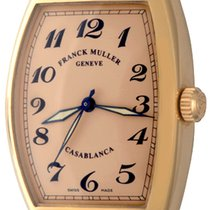 Franck Muller Rose gold 30mm Automatic Casablanca pre-owned