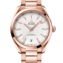 Omega Rose gold 41mm Automatic 220.50.41.21.02.001 new