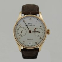 IWC PORTUGUESE ROSE GOLD 2014 PAPERS 7DAYS