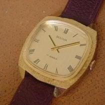 Bulova 1970's Vintage Manual Wind Pre-Owned Mens Wristwatch......