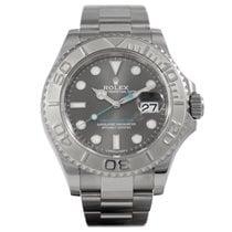 Rolex Yacht Master Rhodium Dial 116622