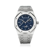 Audemars Piguet Royal Oak Dual Time Ref. 25730ST in Steel